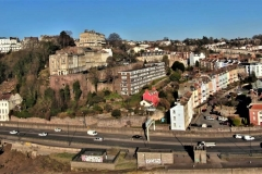 View of Clifton towards Windsor Terrace