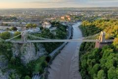 Clifton iconic Suspension Bridge