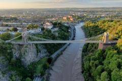 Clifton iconic Suspension Bridge