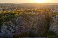 Clifton at sunrise