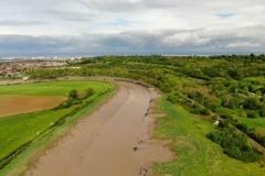 River Avon form Sea Mills