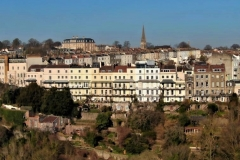 View of Clifton Bristol